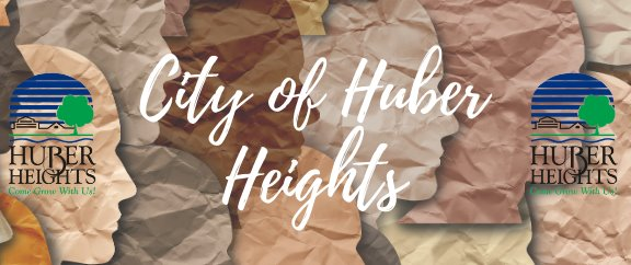 Newsletter header - City of Huber Heights