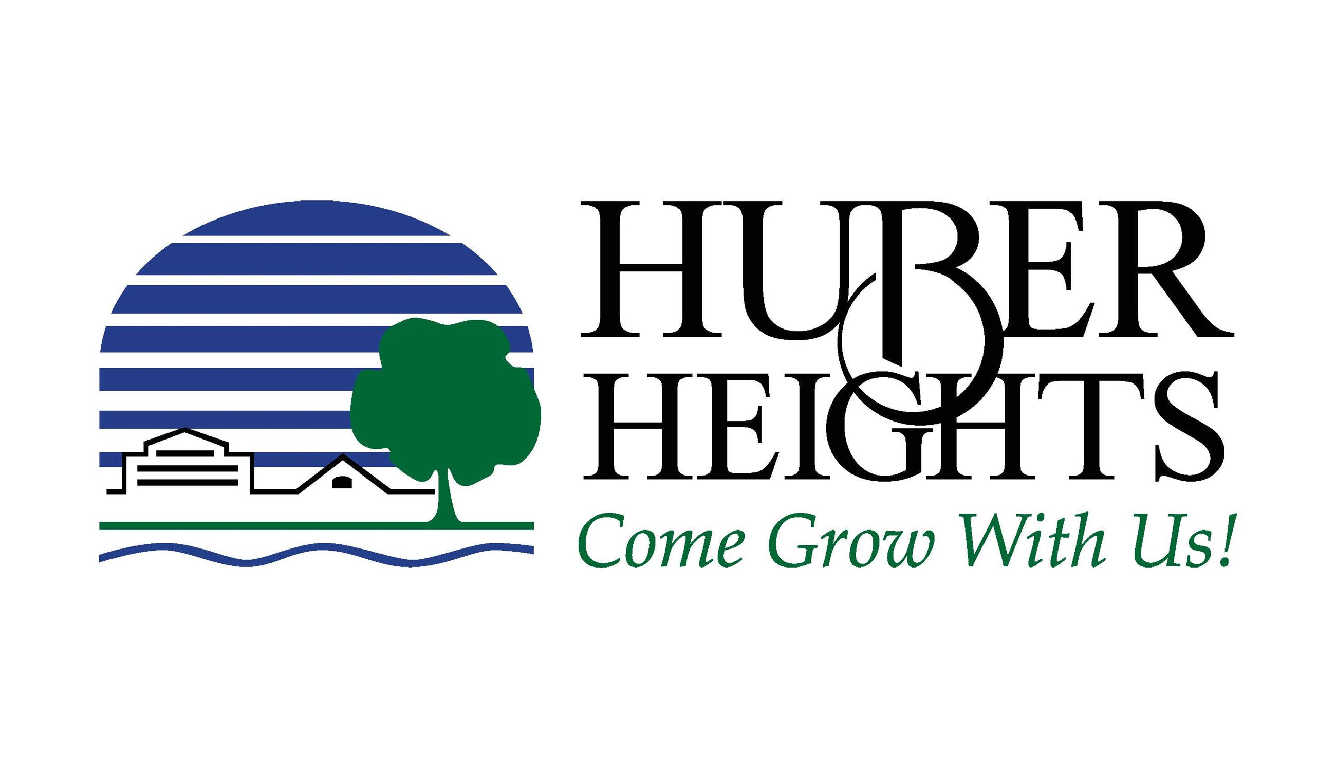 Huber Heights Logos-Horizontal