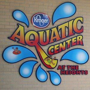 Aquatic Center at the Heights Logo