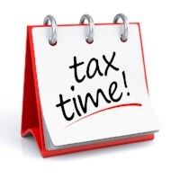 Tax Time Opens in new window